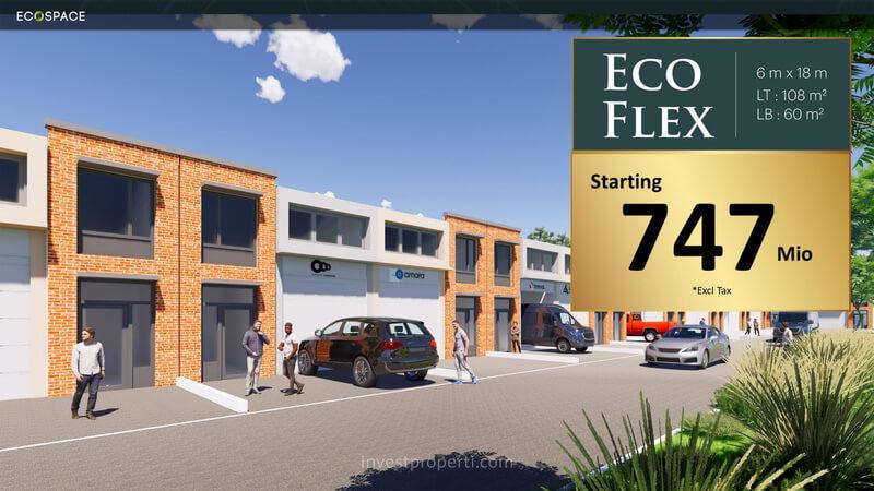 EcoSpace Business Park Karawang EcoFlex