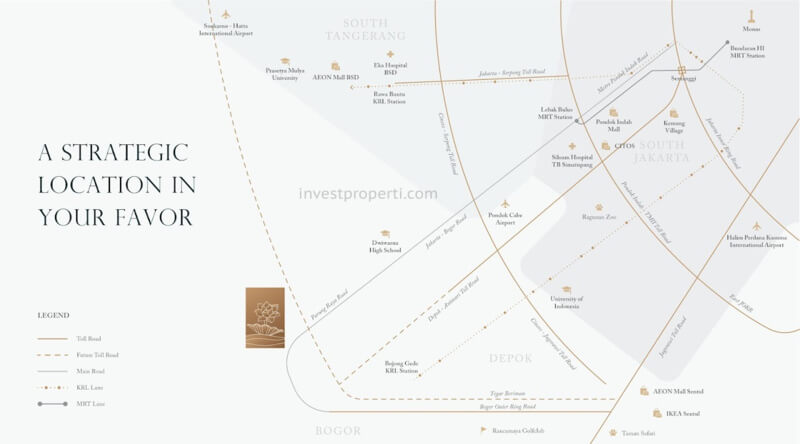 Lokasi Aluna Telaga Kahuripan