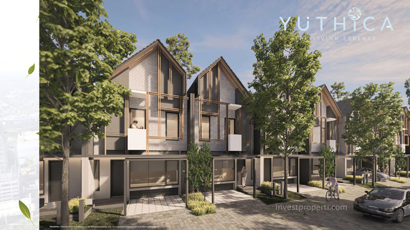 Rumah Yuthica BSD