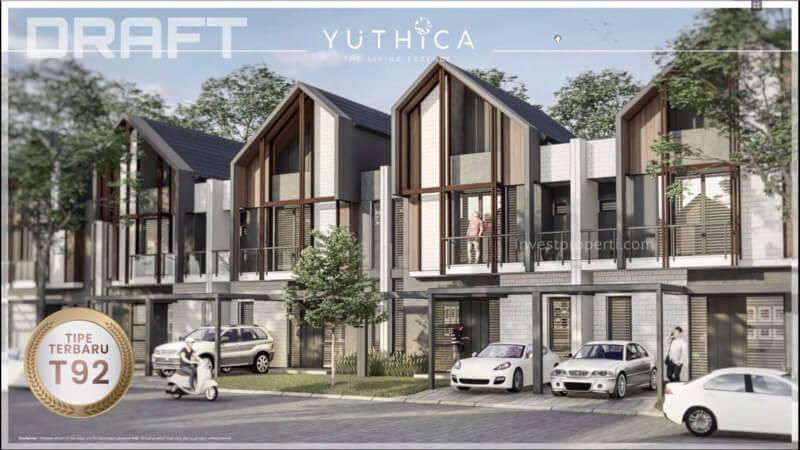 Rumah Yuthica BSD Tipe 92
