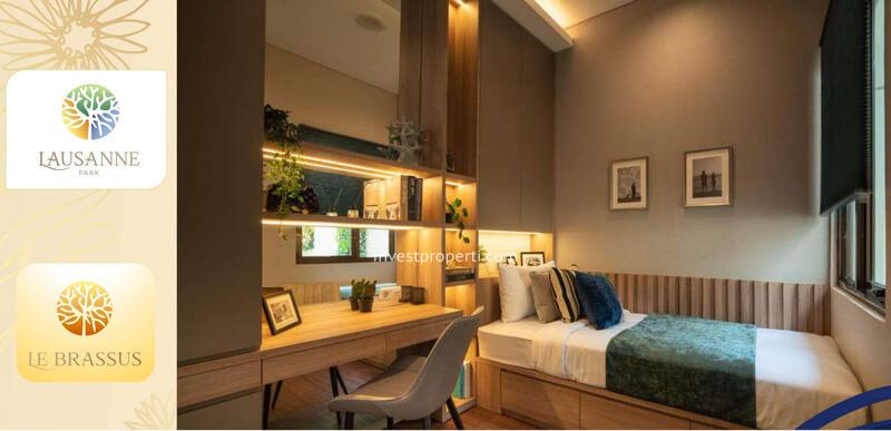 Kids Bedroom Rumah Le Brassus CitraRaya Tipe L7