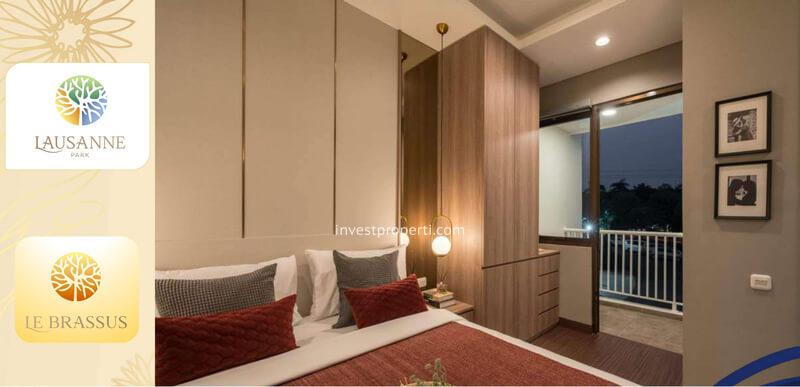 Master Bedroom Rumah Le Brassus CitraRaya Tipe L7