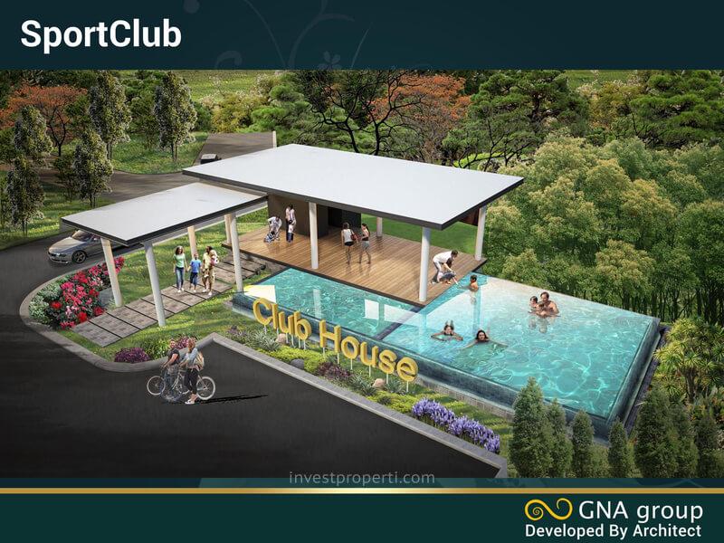 Sport Club Golden Flower Legok