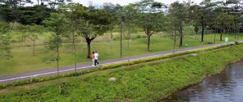 Botanical Park Navapark BSD City