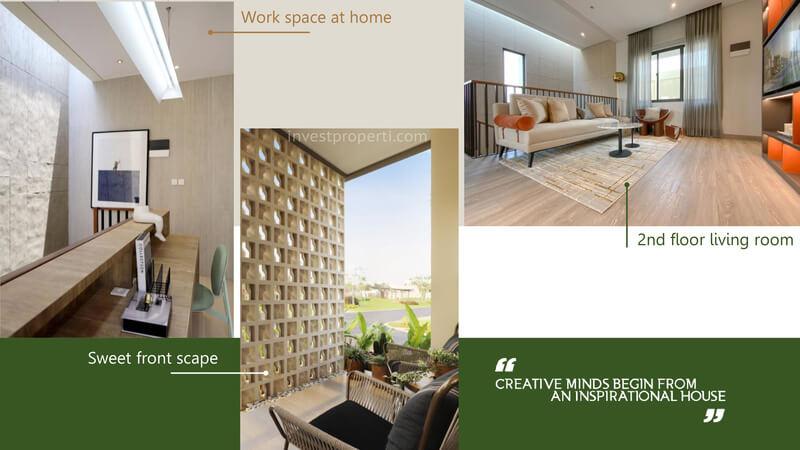 Desain Rumah Carson Summarecon Serpong