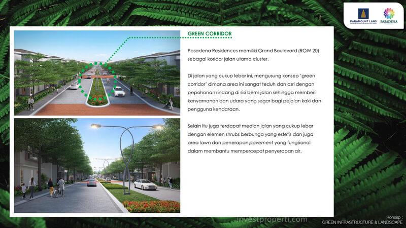 Green Koridor Pasadena Residences Gading Serpong
