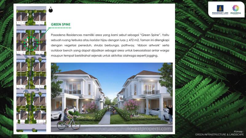 Green Spine Pasadena Residences Gading Serpong