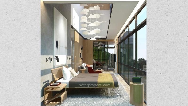 Master Suites Rumah Brava Himalaya Lippo Village