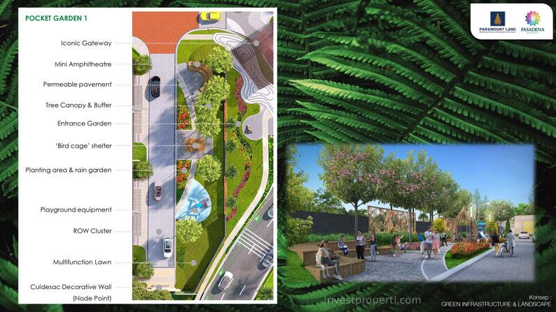 Pocket Garden Pasadena Residences