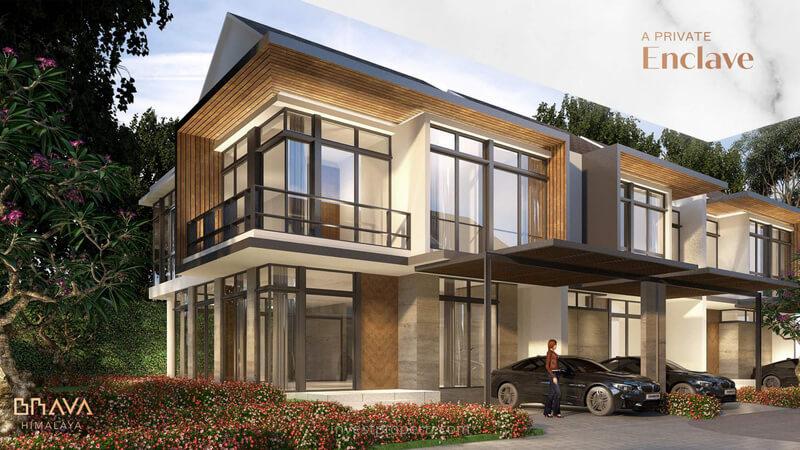 Rumah Brava Himalaya Lippo Village