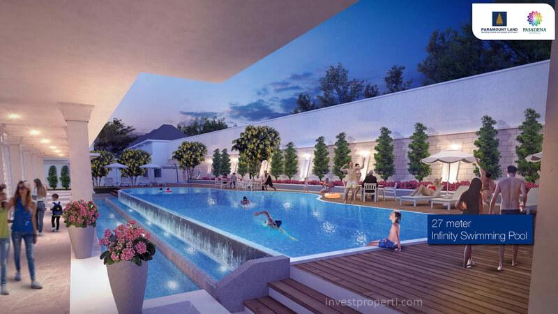 Swimming Pool Pasadena Residences